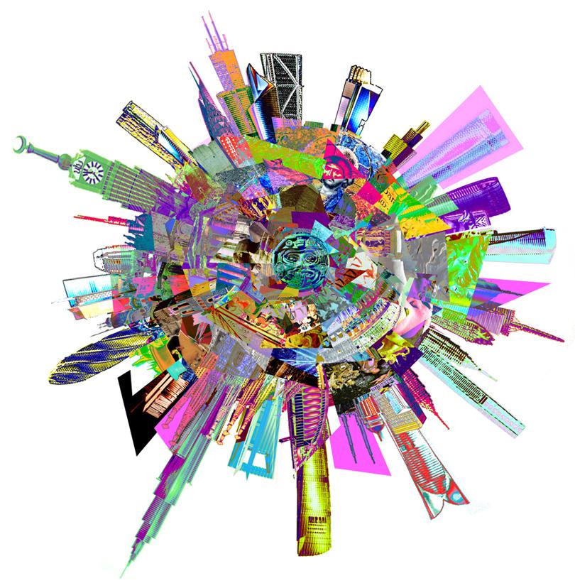 federico comelli ferrari art spiral world