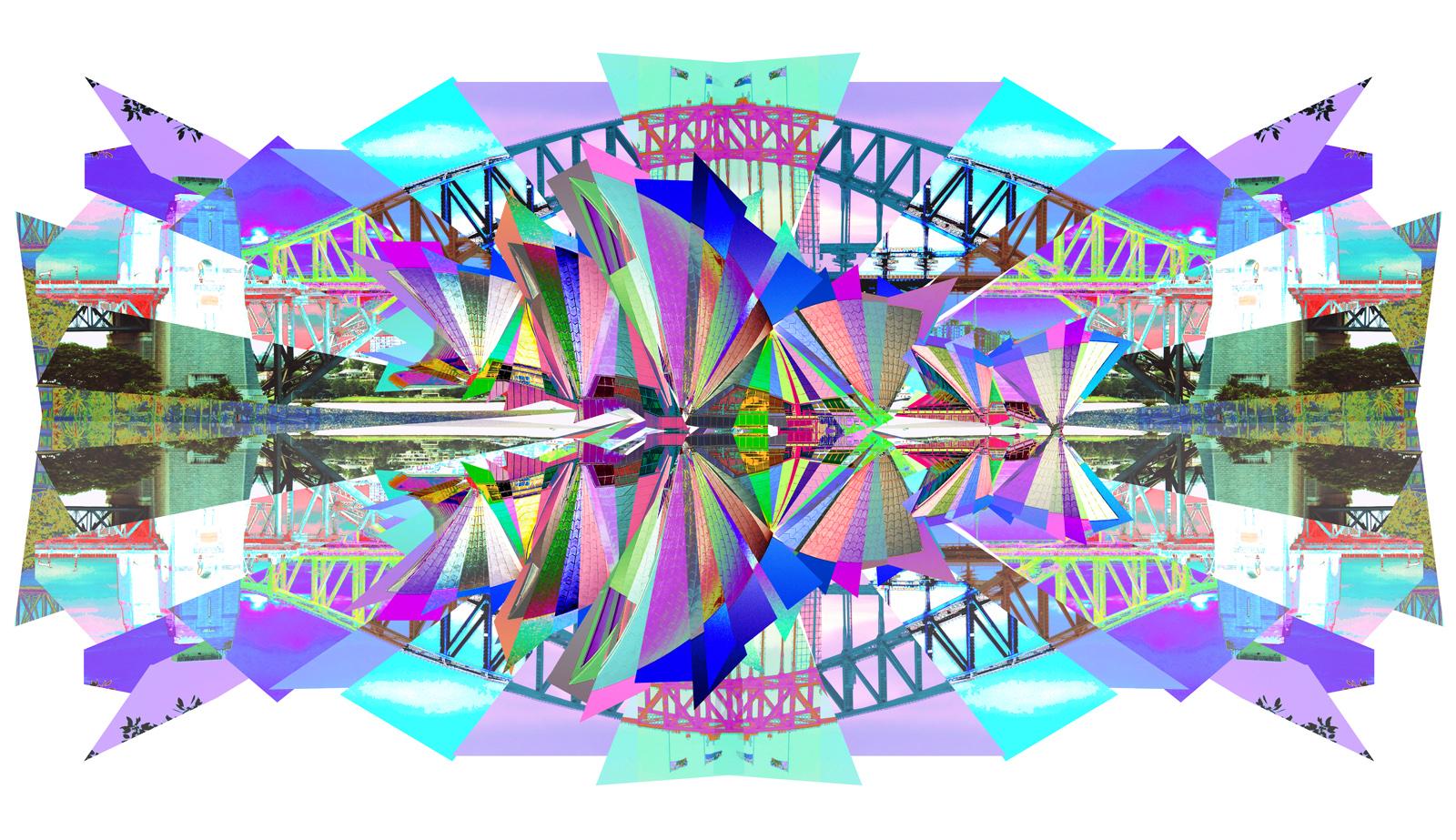 federico comelli ferrari sydney opera house art