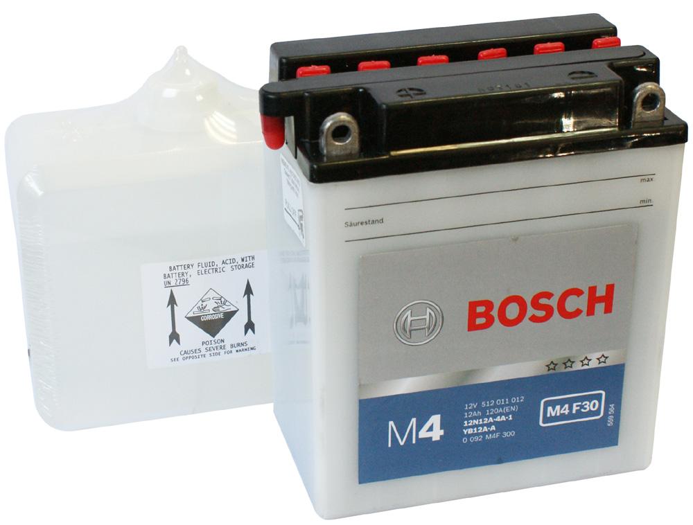 Batteria moto 092M4F170