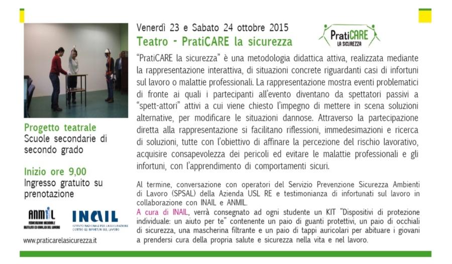 Formazione Culturale Scuole Secondarie Reggio Emilia