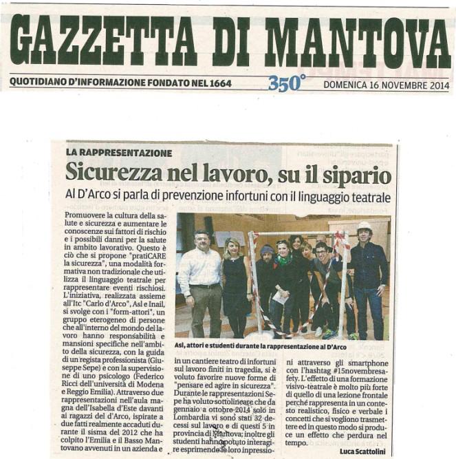 Istituto per Geometri Carlo D'Arco di Mantova