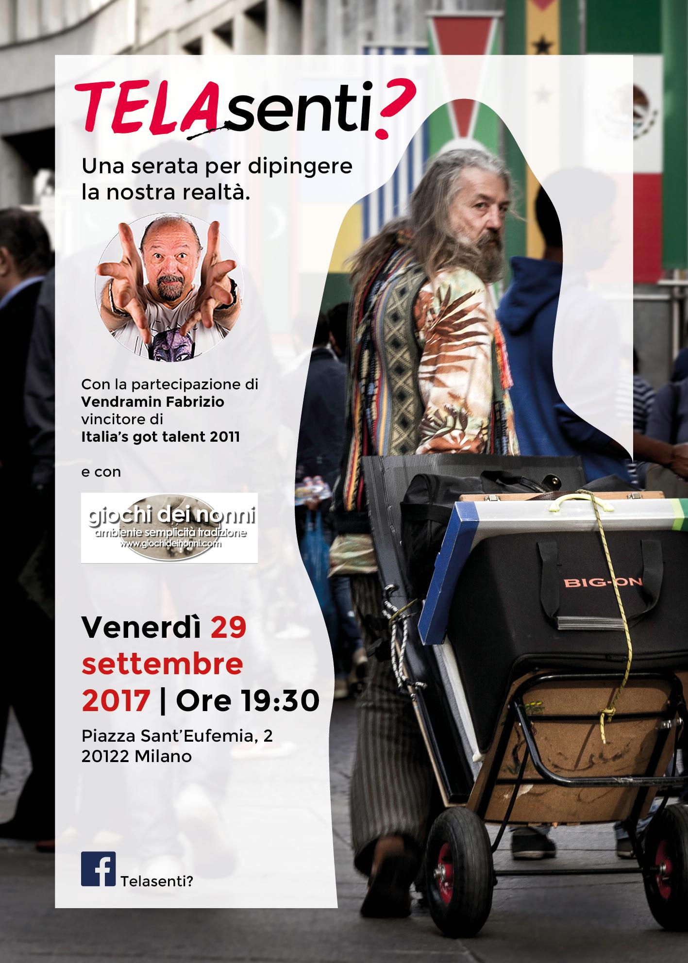 percorso ludico culturale Giochi dei Nonni presso Milano piazza Sant'Eufemia - Telasenti?