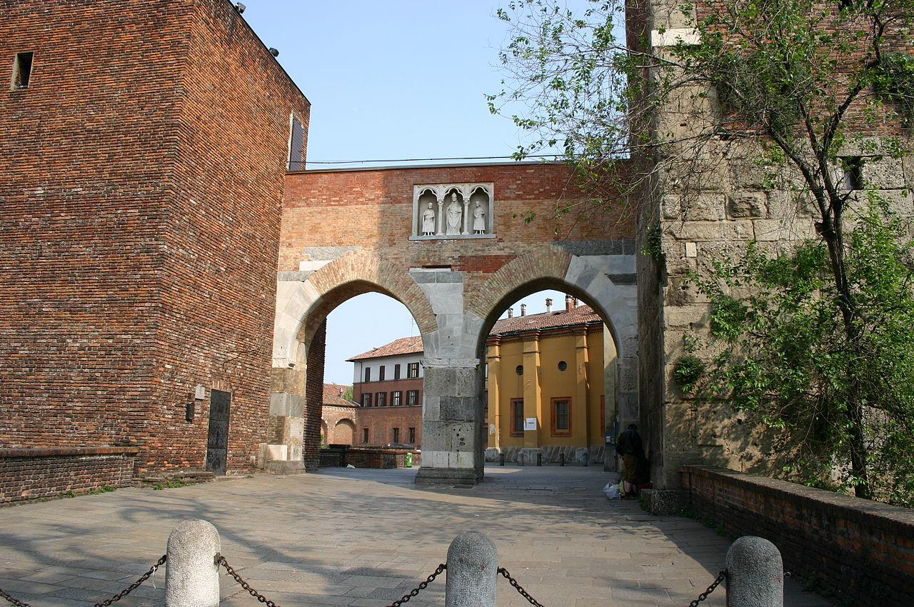 pusterla di sant'Ambrogio milano