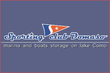 sporting club domaso lago di como