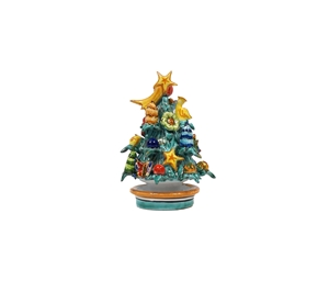Ceramic Christmas tree handmade 2nd m