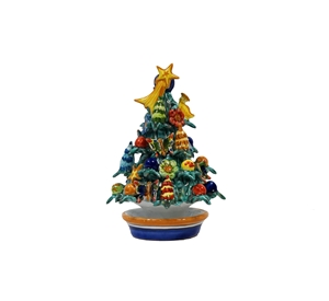 Ceramic Christmas tree handmade 3rd m