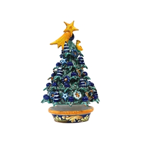 Ceramic Christmas tree handmade 5th b