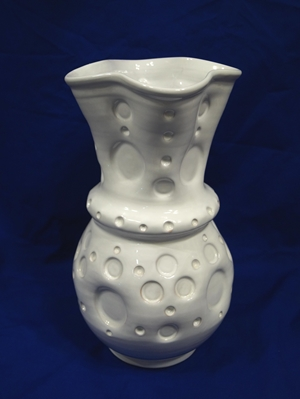 Vase modern decor medium 11