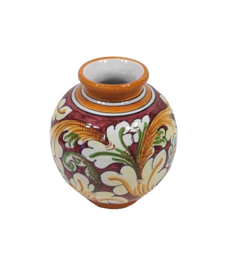 Vase medium size ornato 8