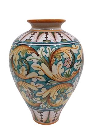 Vase large size ornato 15