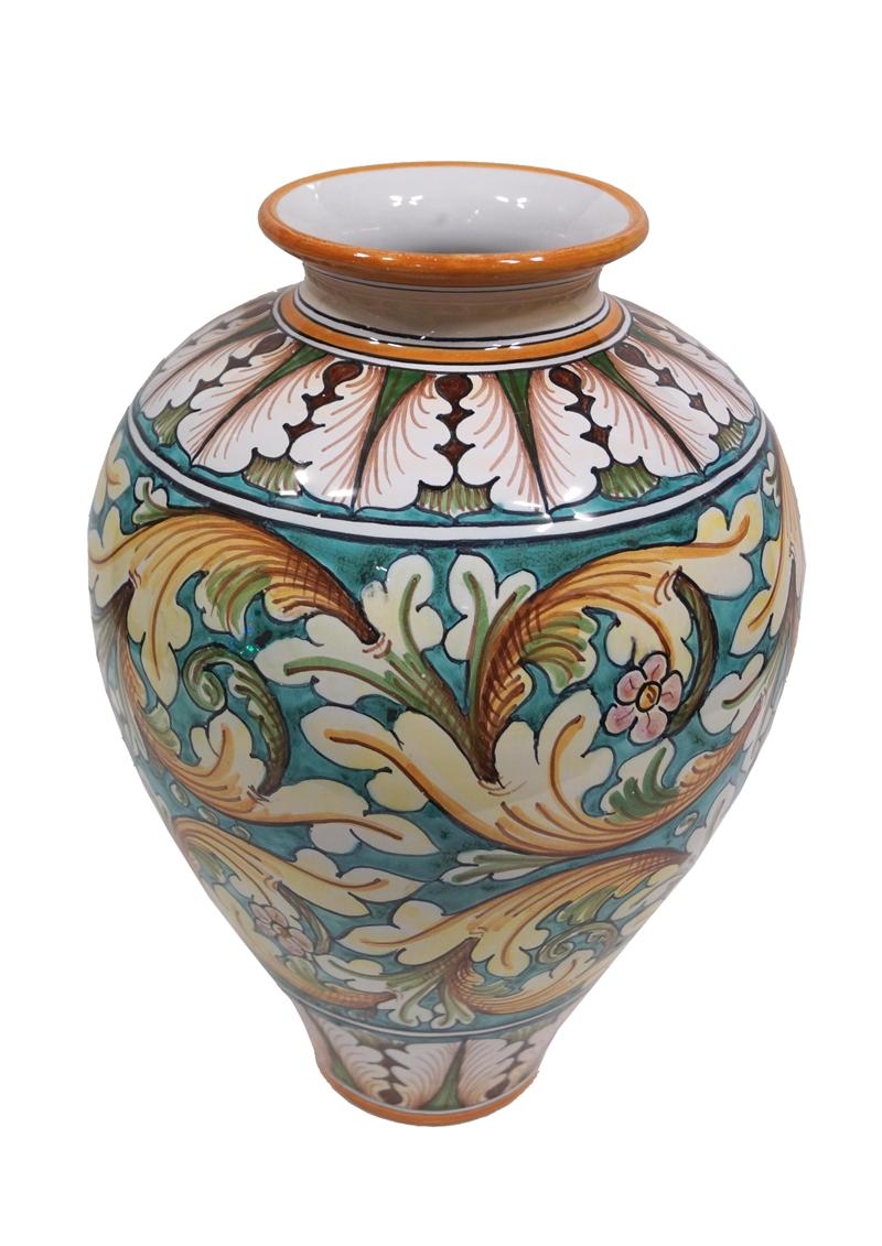 Vase large size ornato 16