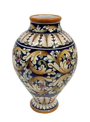 Vase large size ornato 18