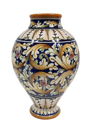 Vase large size ornato 17