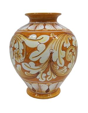 Vase large size ornato 23