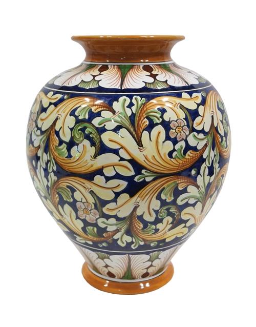Vase large size ornato 11