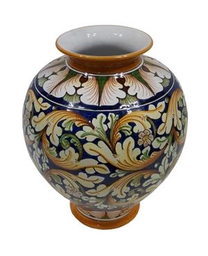 Vase large size ornato 12