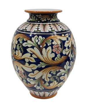 Vase large size ornato 5