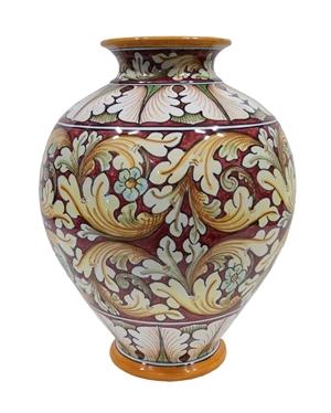 Vase large size ornato 1