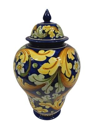 Vase medium size ornato 11