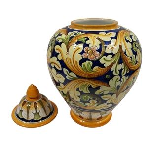 Vase large size ornato 9