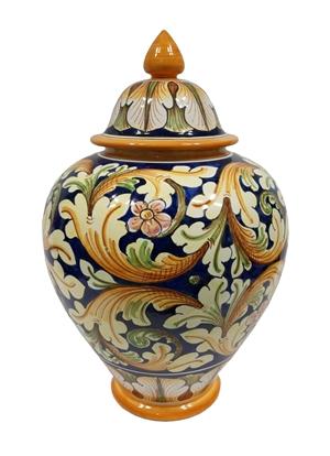 Vase large size ornato 10