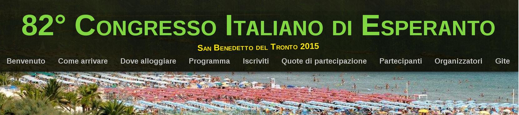 82 congresso italiano di esperanto