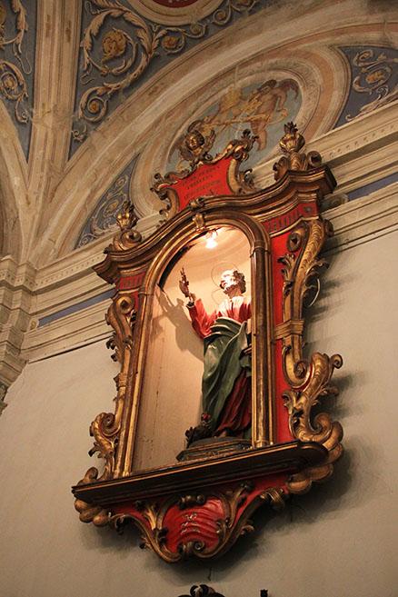 CHIESE S. MARIA ANNUNZIATA E S. PIETRO APOSTOLO