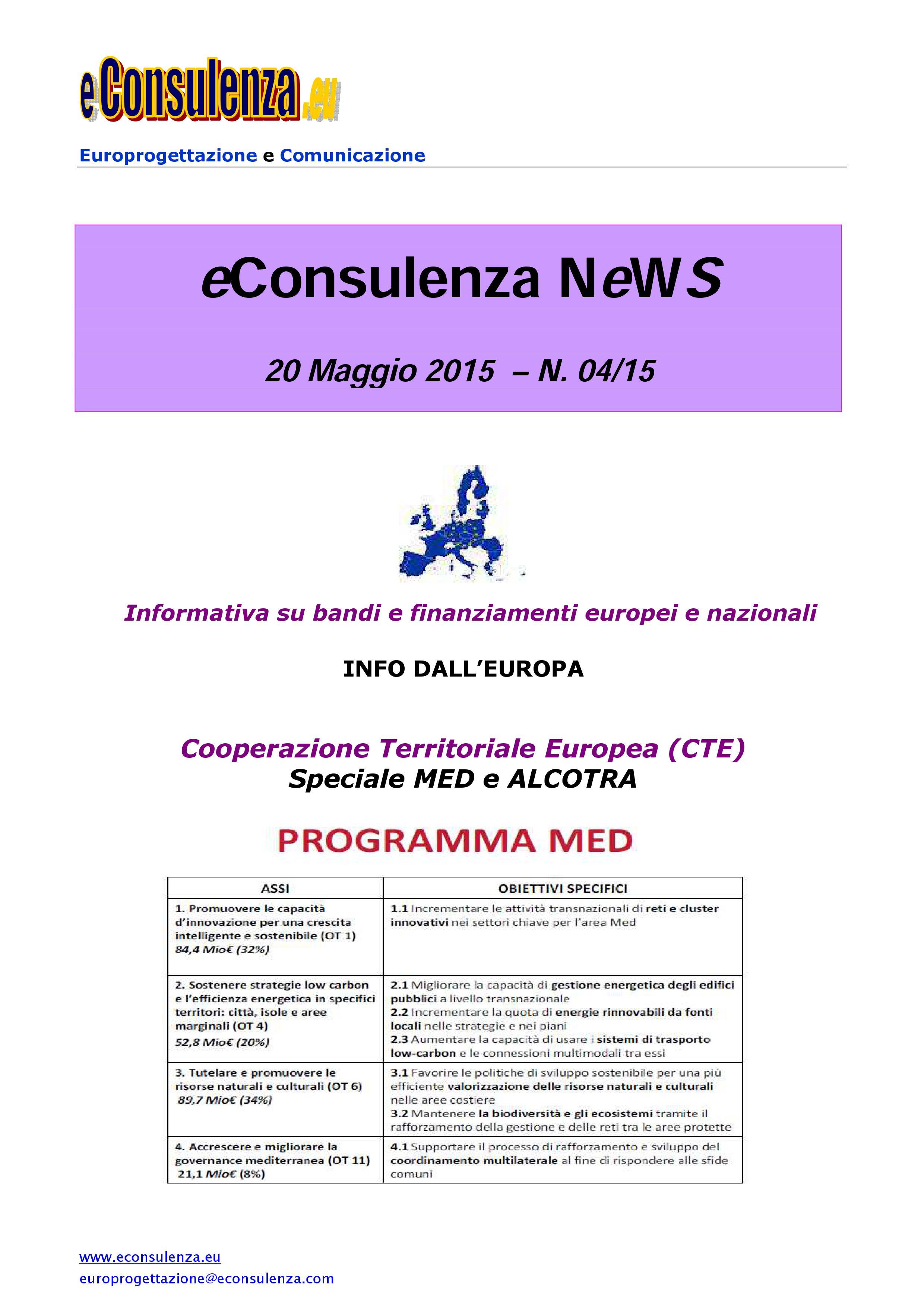 eC NeWs 04/15