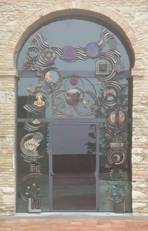 Il portale del Museo Interreligioso