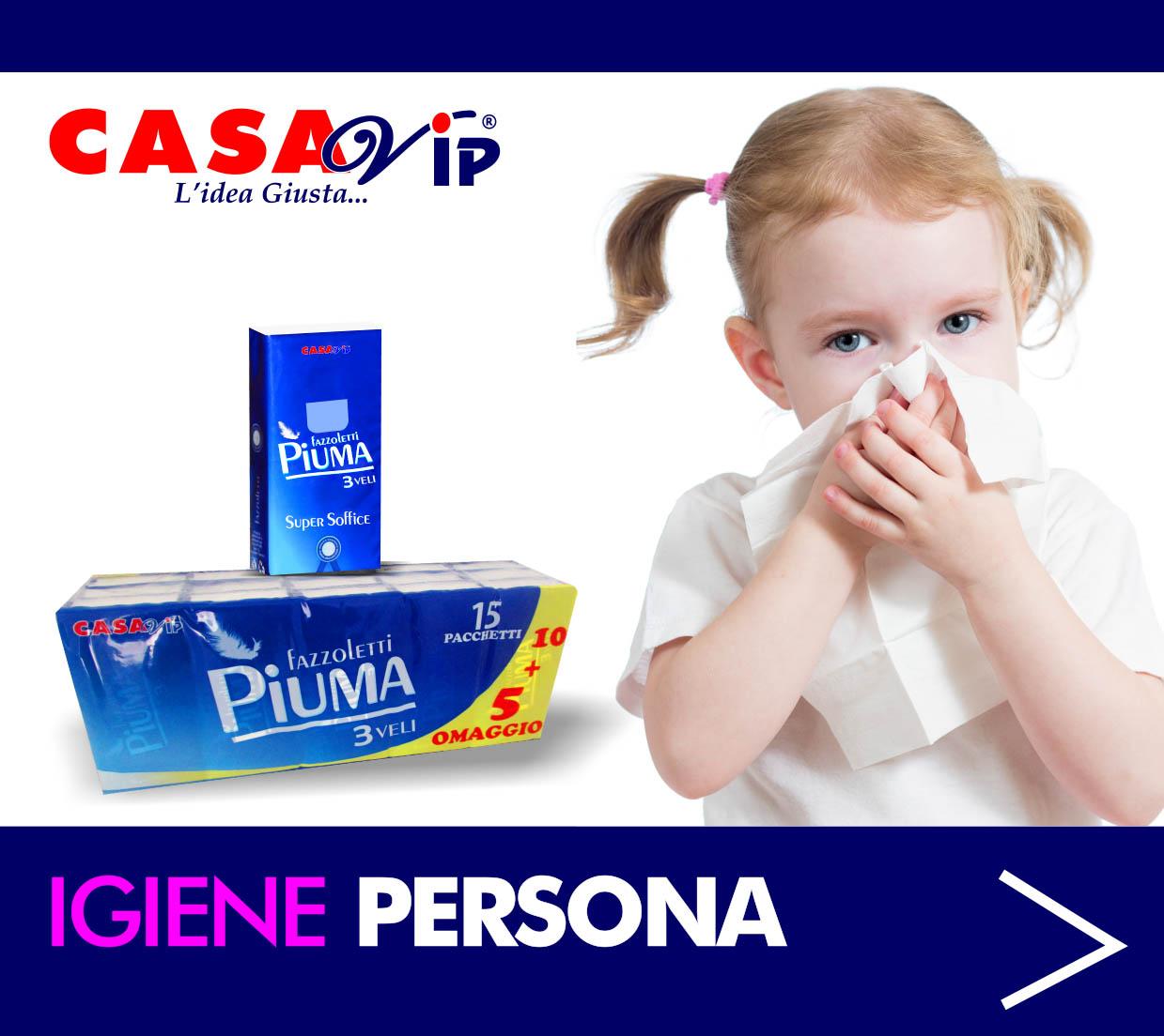 CASAVIP IGIENE PERSONA