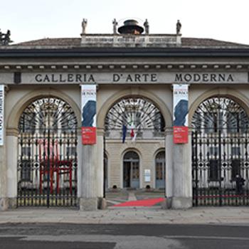 galleria d arte moderna milano