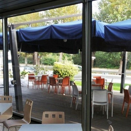 Tenda Kristal Telescopic TENDE CORBO