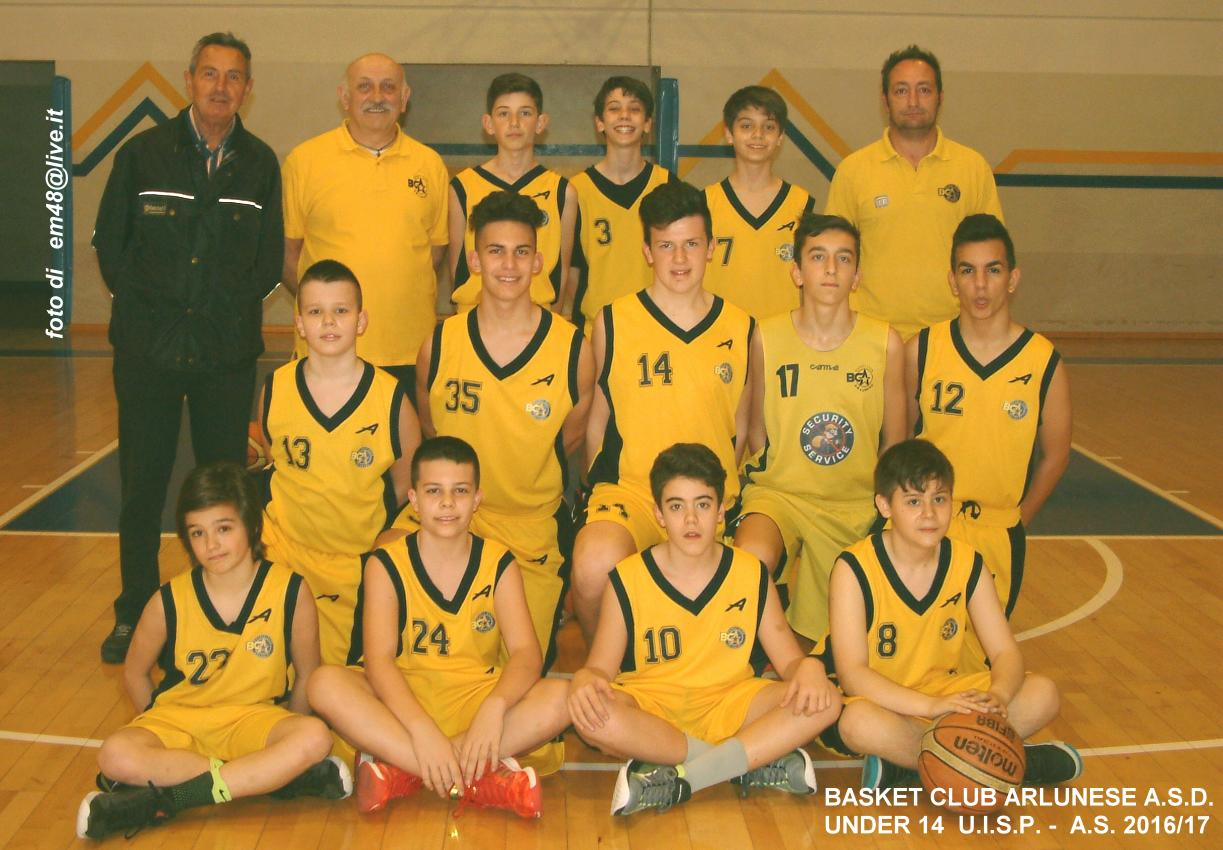 Uisp Basket Milano Calendario.Under 14 Uisp 16 17