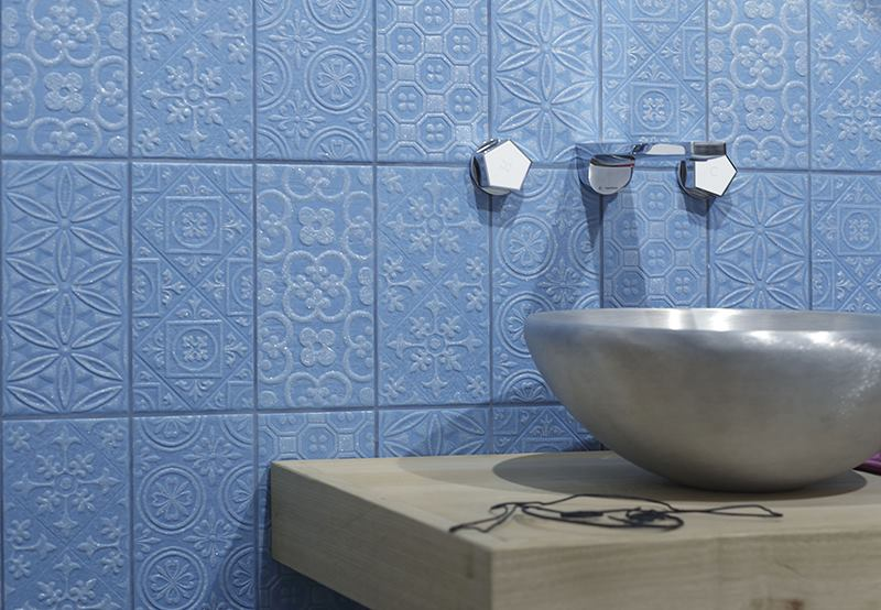 Nuove tendenze piastrelle bagno affordable cersaie nuove - Nuove tendenze piastrelle bagno ...