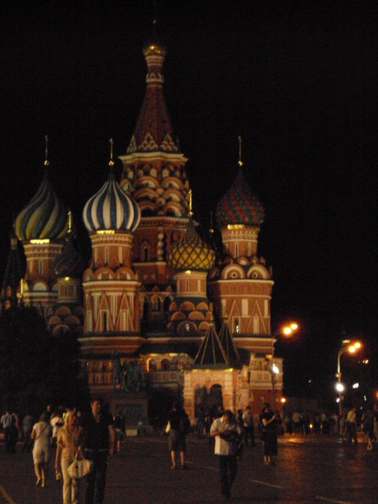 Red Square Moscow - Russia
