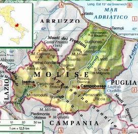 Cartina Geografica Molise Mare.Home Page