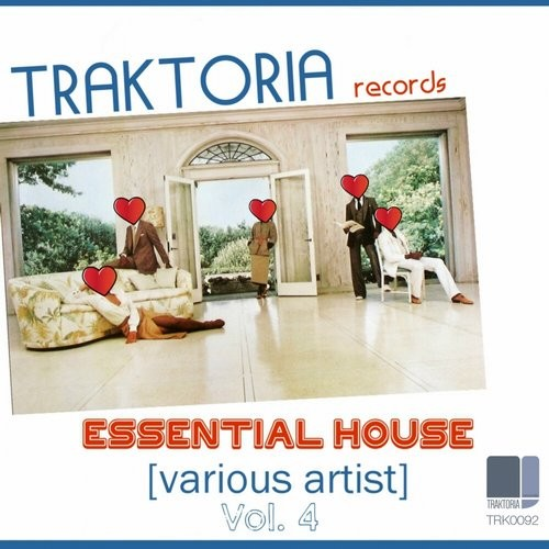 DJ SaF - World Famed Show (Original Mix) - Traktoria [TRK0092]