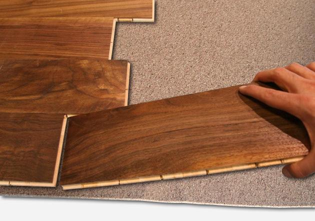 Piastrelle per pavimenti in sughero casa nctodo crea