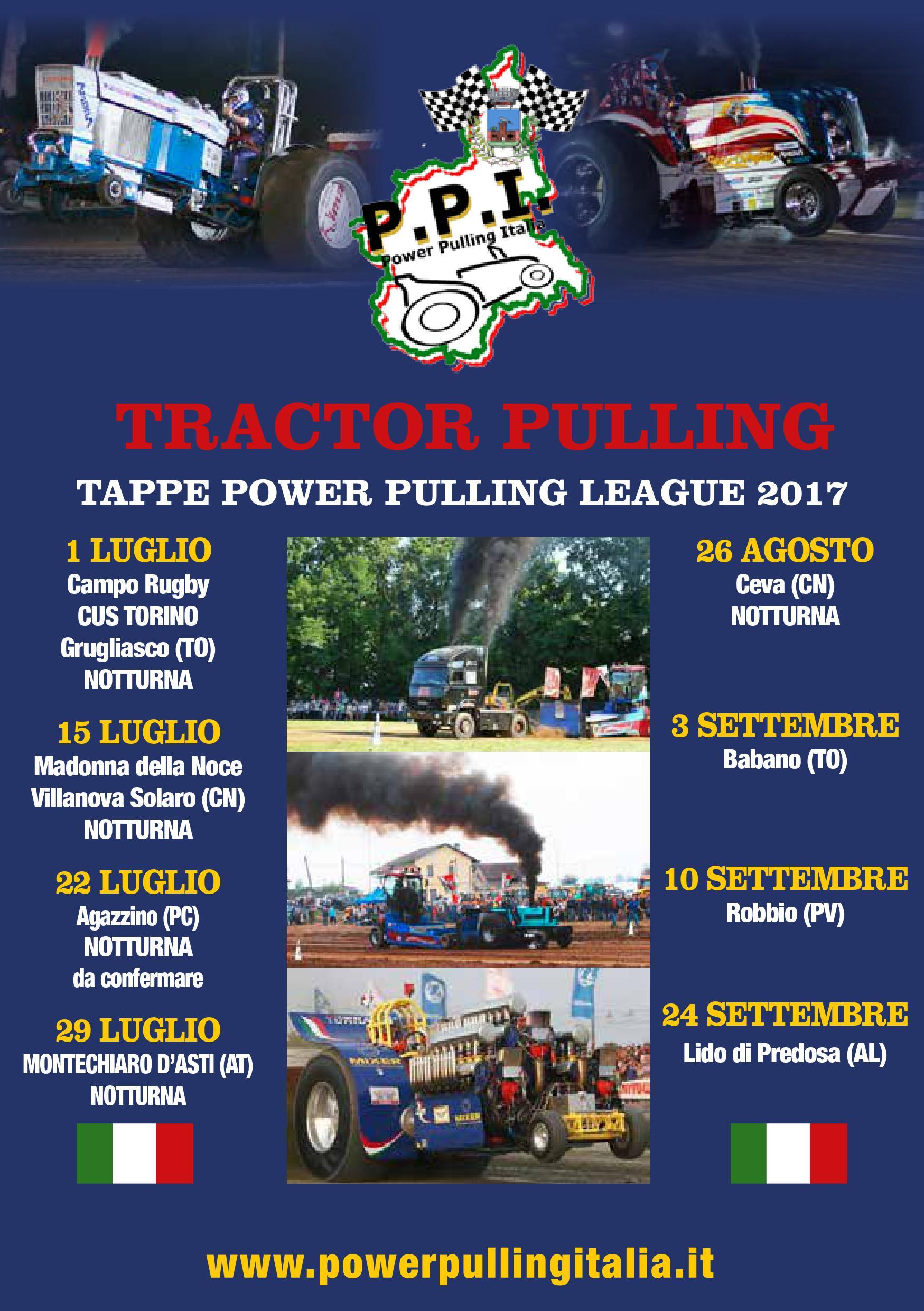 Tractor Pulling 2020 Italia Calendario.Home Page