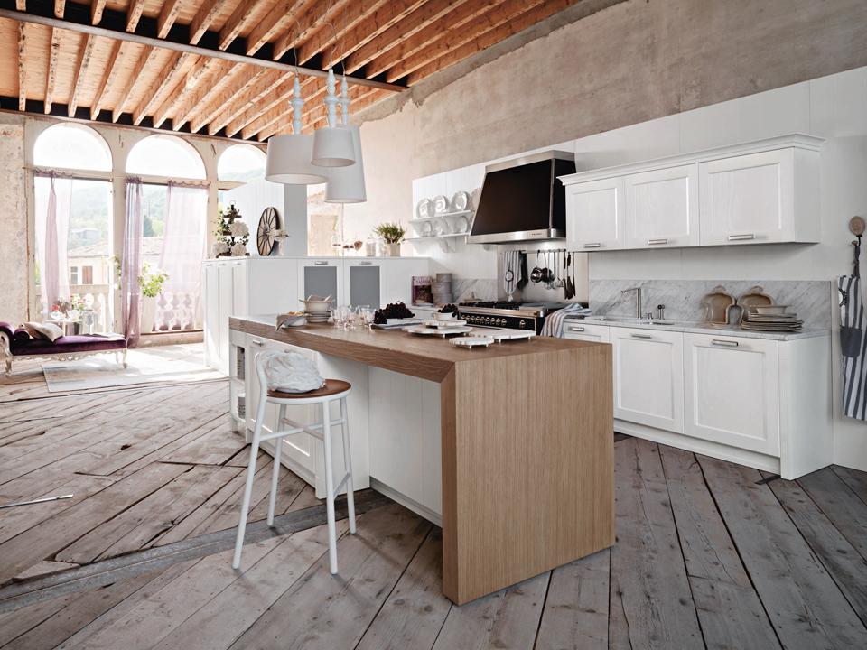Cucine Di Lusso Classiche : La cucina su misura per casa tua