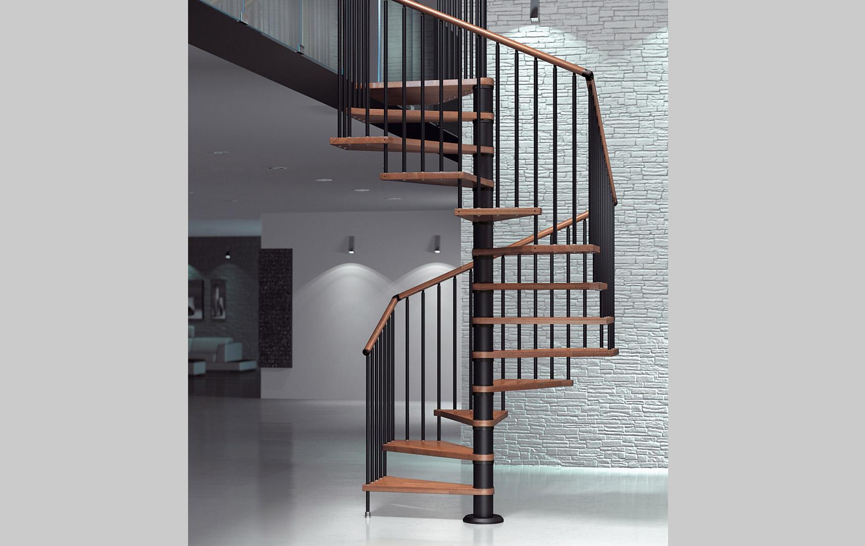 Casaloft scale a chiocciola - Scale a chiocciola in legno prezzi ...