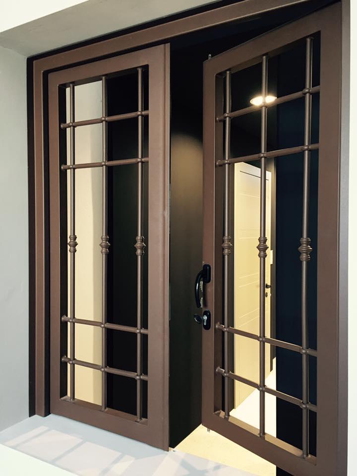 Grate e persiane blindate metti in sicurezza la tua casa for Progetta la tua casa in 3d