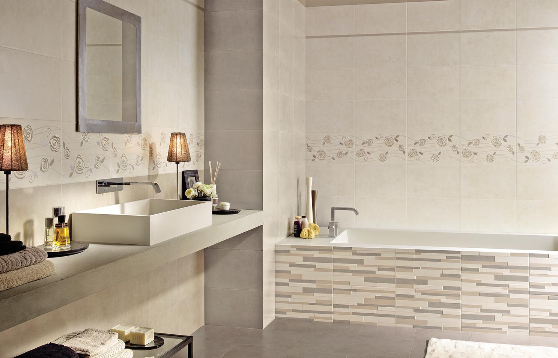 bagni mosaico moderni. piastrelle mosaico per bagni vovellcom ... - Bagni Moderni Beige