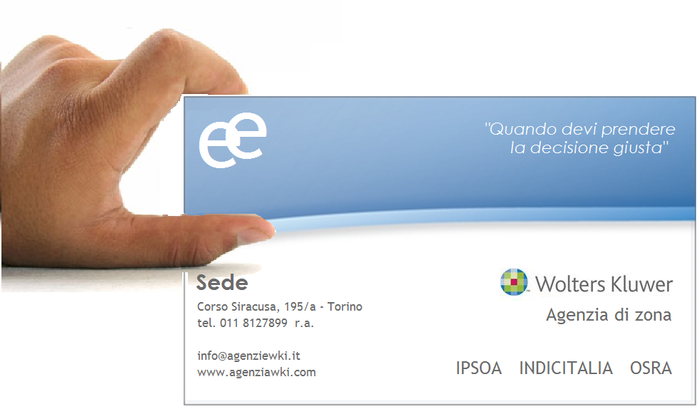 Agenzia IPSOA Evergreen Edilsoft