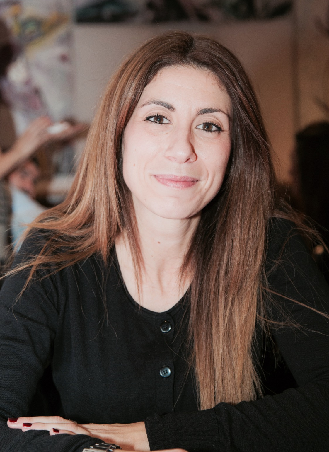 Silvia Finocchi Psicologa Psicoterapeuta