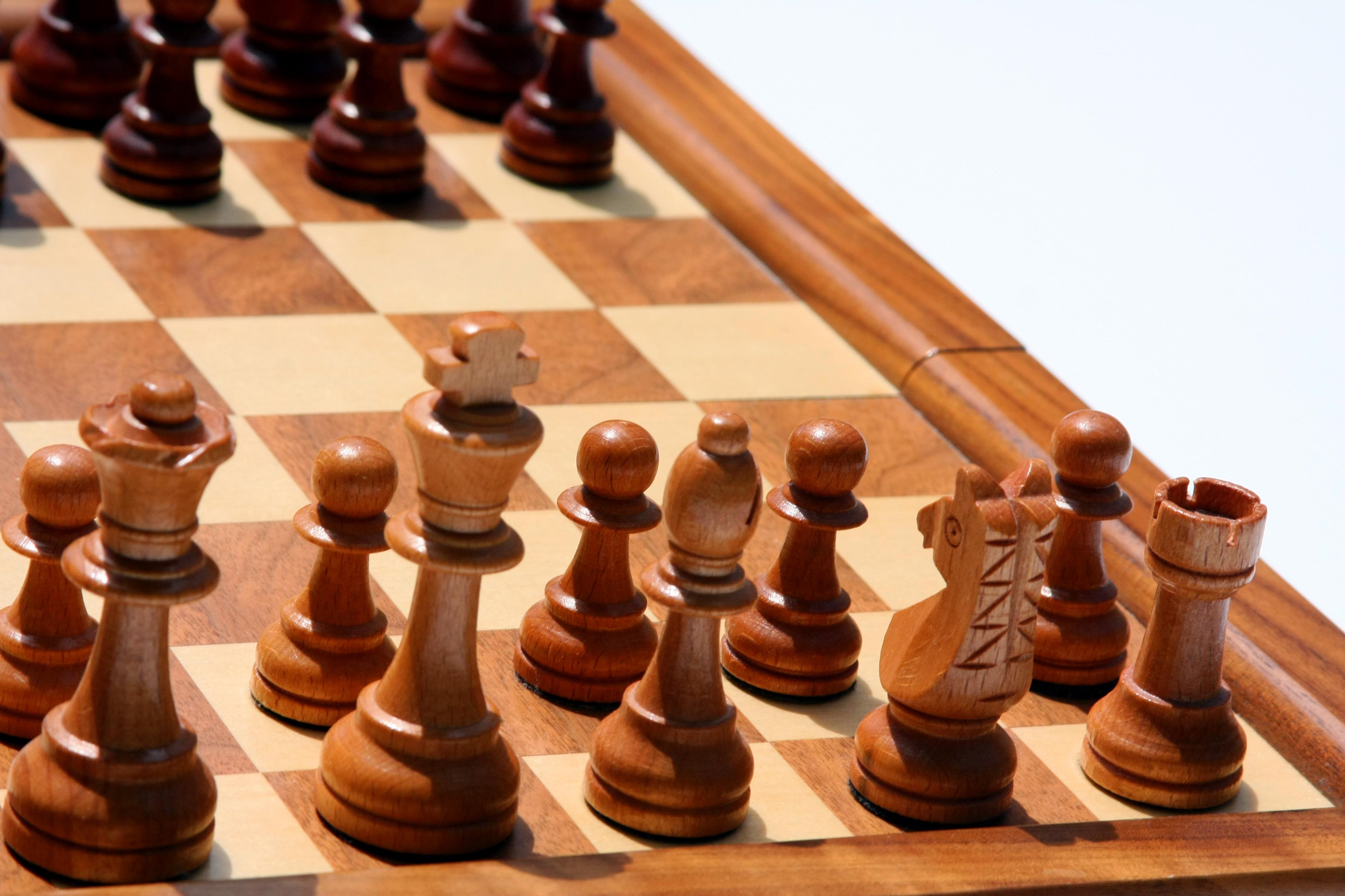 Обучение игре в шахматы онлайн бесплатно