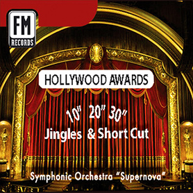 HOLLYWOOD AWARDS di Fabrizio Cesare, Mario Di Marco, Andrea Montepaone (FM Records, 2014)