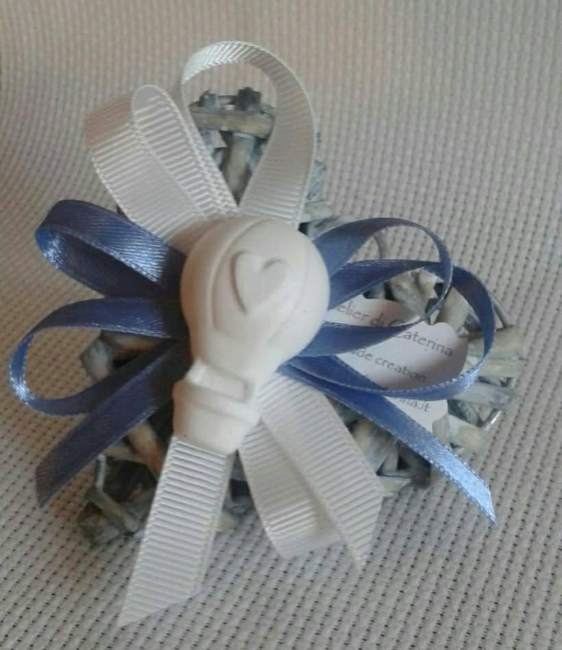 Segnaposto Matrimonio Azzurro : Segnaposto personalizzabile con nome olalla