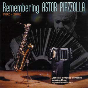 REMEMBERING ASTOR PIAZZOLLA