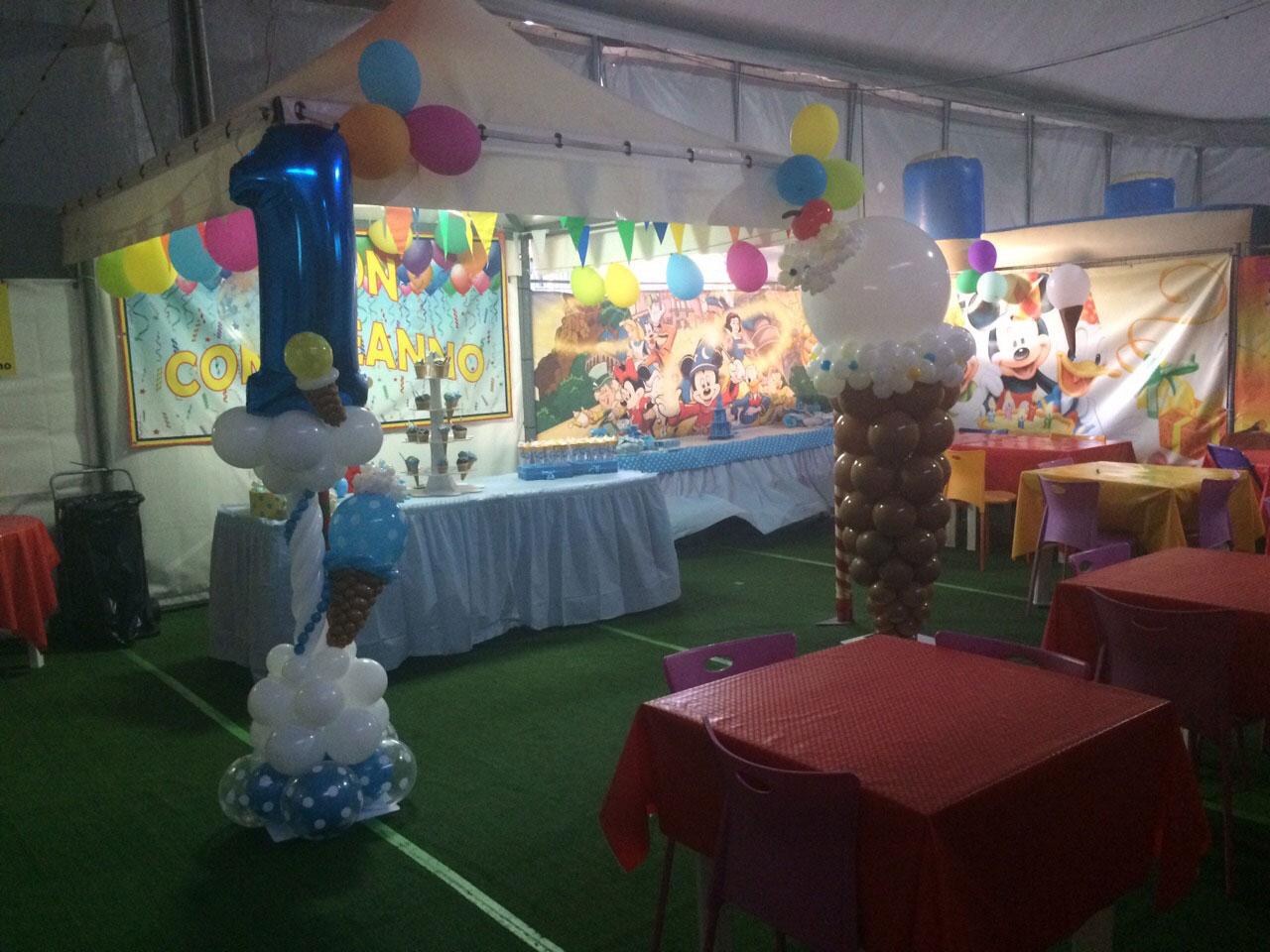Tavolo Compleanno Bimbo : Idee per la tavola di compleanno dei bambini fotogallery